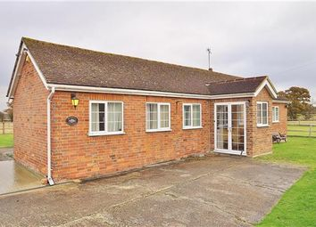 Thumbnail 1 bed bungalow for sale in Bethersden, Ashford