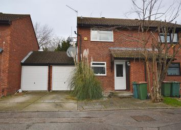 2 bed semi-detached house for sale in Hogarth Close, London E16