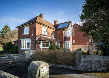 Thumbnail 4 bedroom detached house for sale in Meadow Edge, Ashbourne Road, Belper