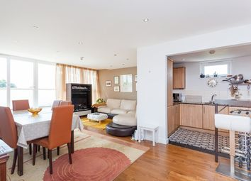 Thumbnail 3 bed flat to rent in Point Pleasant, London