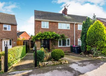 Thumbnail 3 bed semi-detached house for sale in Longlands Drive, Thrybergh, Rotherham, South Yorkshire