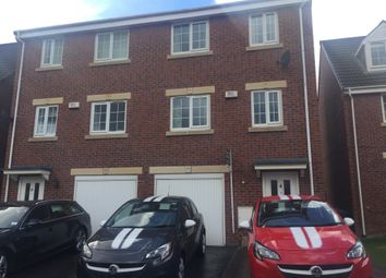 Thumbnail 4 bed semi-detached house for sale in Murray Drive, Middleton, Leeds