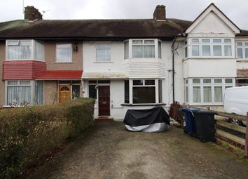 Thumbnail 3 bedroom detached house for sale in Queens Avenue, Greenford