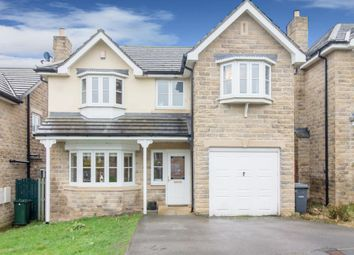Thumbnail 4 bedroom detached house for sale in Hudson View, Wyke, Bradford