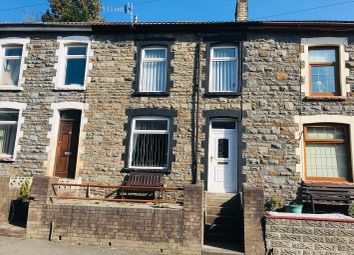 Thumbnail 3 bedroom terraced house for sale in Trealaw Road, Tonypandy