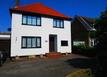 Thumbnail 3 bed detached house for sale in Eastfield Road, Peterborough