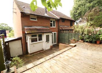 Thumbnail 1 bed terraced house to rent in Rowhurst Avenue, Addlestone