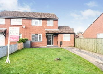 3 bed semi-detached house for sale in Saxonfield, Coulby Newham, Middlesbrough TS8