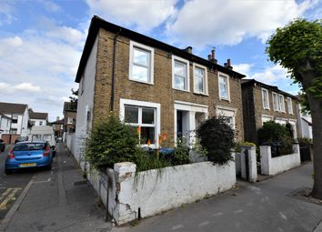 Thumbnail 3 bedroom end terrace house to rent in Davidson Road, Addiscombe, Croydon