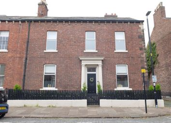 Thumbnail 4 bed end terrace house for sale in Hartington Place, Carlisle