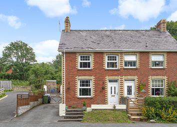 Thumbnail 3 bed semi-detached house for sale in Crossgates, Llandrindod Wells