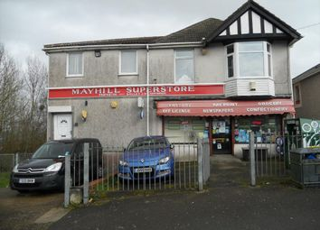 Thumbnail Retail premises for sale in Townhill Road, Mayhill, Swansea