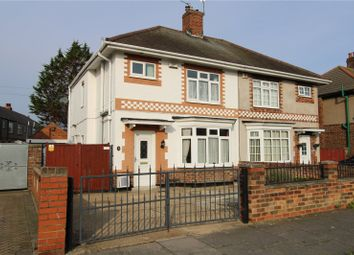 Thumbnail 3 bed semi-detached house for sale in Marklew Avenue, Grimsby