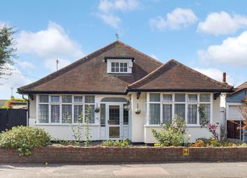 Thumbnail 3 bed detached bungalow for sale in Thorpe Hall Avenue, Thorpe Bay
