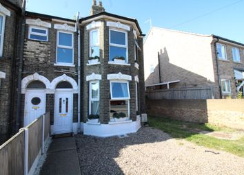 Thumbnail 4 bed end terrace house for sale in Yarmouth Road, Caister-On-Sea, Great Yarmouth