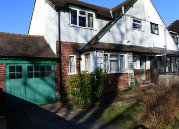 Thumbnail 3 bed semi-detached house to rent in Southam Road, Hall Green, Birmingham