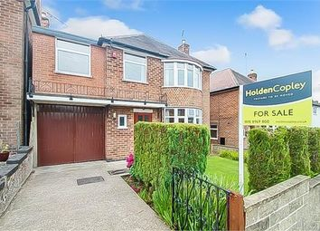 Thumbnail 5 bedroom detached house for sale in Barden Road, Woodthorpe, Nottingham