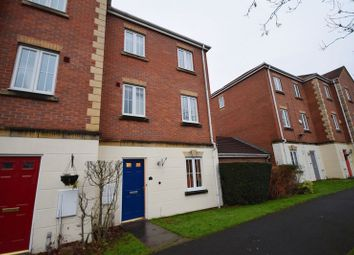 Thumbnail 4 bed mews house for sale in Leek New Road, Baddeley Green, Stoke-On-Trent