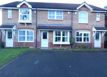 Thumbnail 2 bed terraced house for sale in Braunston Close, Sutton Coldfield