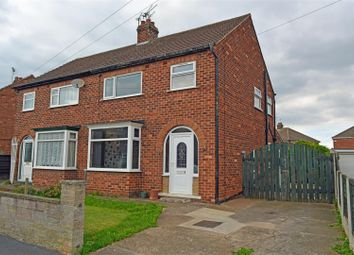 Thumbnail 3 bed semi-detached house for sale in Baysdale Road, Scunthorpe