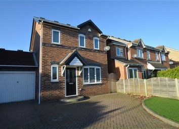 Thumbnail 3 bed detached house for sale in Tennyson Way, Pontefract