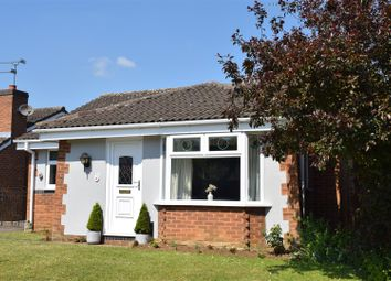 Thumbnail 2 bed bungalow for sale in Cunningham Drive, Lutterworth