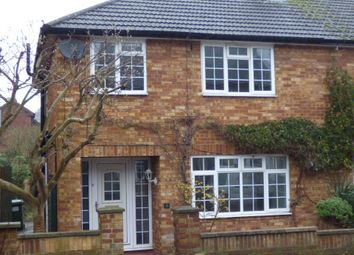 Thumbnail 3 bedroom semi-detached house to rent in Vicarage Street, Woburn Sands