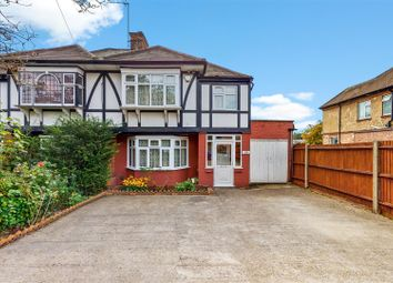 Thumbnail 3 bed semi-detached house for sale in Stanley Avenue, Wembley