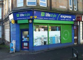 Thumbnail Retail premises for sale in Battlefield Road, Glasgow