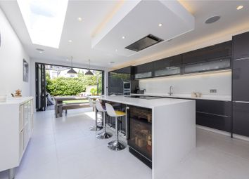 Thumbnail 5 bed terraced house for sale in Grandison Road, London