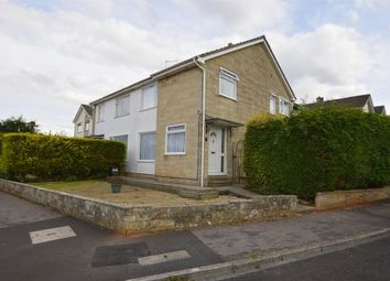 Thumbnail 4 bed semi-detached house to rent in High Meadows, Midsomer Norton, Radstock, Somerset