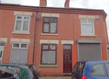 Thumbnail 2 bed terraced house for sale in Harrison Road, Leicester, Leicestershire