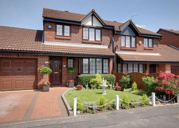 Thumbnail 4 bedroom semi-detached house for sale in Crothall Close, London