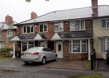3 bed terraced house for sale in Crowther Road, Erdington, Birmingham B23