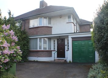 Thumbnail 3 bed semi-detached house to rent in Court Road, London