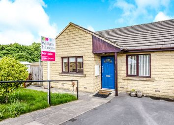 Thumbnail 2 bed semi-detached bungalow for sale in Pear Tree Mews, Crosland Moor, Huddersfield