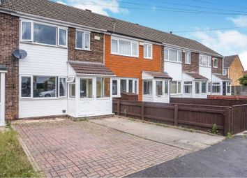 Thumbnail 2 bed terraced house for sale in Newbury Avenue, Great Coates, Grimsby