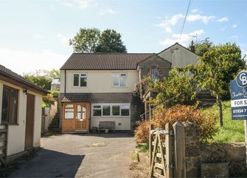 Thumbnail 4 bed detached house for sale in Anjou, Lynch Lane, Westbury Sub Mendip, Wells, Somerset
