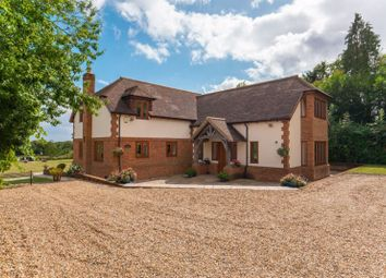 Parrotts Lane, Cholesbury, Tring HP23. 4 bed detached house
