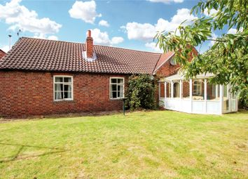Thumbnail 4 bed bungalow for sale in Gatehouse Road, Goxhill, North Lincolnshire