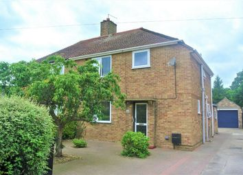 Thumbnail 3 bed detached house for sale in Ancaster Road, Bourne, Lincolnshire