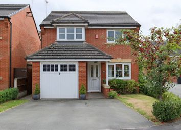 Thumbnail 3 bed detached house for sale in Mytton Drive, Nantwich