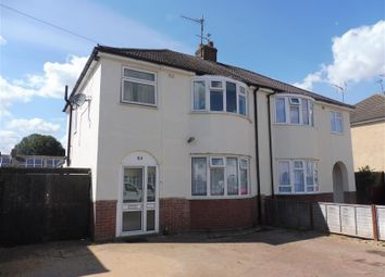 Thumbnail 3 bedroom semi-detached house for sale in Southfields Drive, Stanground, Peterborough