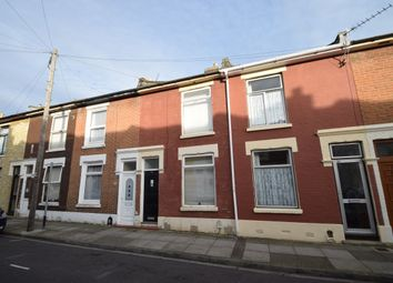 Thumbnail 3 bed terraced house for sale in Esslemont Road, Southsea