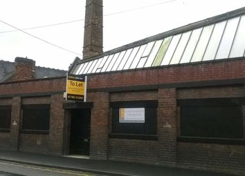 Thumbnail Light industrial to let in Booth Street, Stoke-On-Trent, Staffordshire