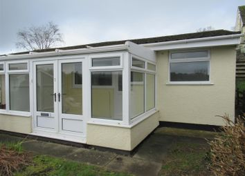 Thumbnail 2 bed semi-detached bungalow for sale in Manor Parade, Goodwick