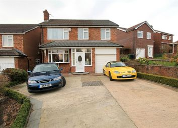 Thumbnail 4 bedroom detached house for sale in Glencoe Drive, Breightmet, Bolton, Lancashire