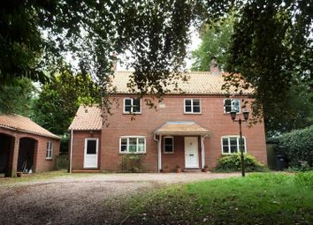 Thumbnail 4 bedroom detached house for sale in Main Road, Hundleby, Spilsby