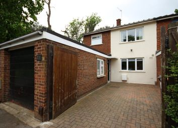 Thumbnail 3 bed end terrace house for sale in The Copse, Bedford