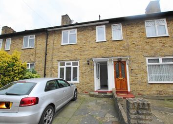 Thumbnail 2 bed terraced house to rent in Montacute Road, Morden